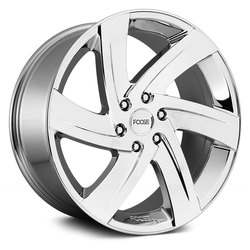 Foose Wheels Bodine F166 - Chrome Rim - 22x9.5
