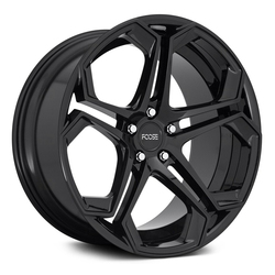 Foose Wheels Impala F169 - Gloss Black Rim - 20x10.5