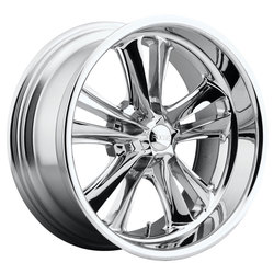 Knuckle F097 - Chrome - 18x8