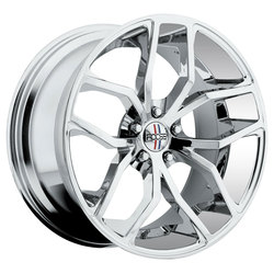 Foose Wheels Outcast F148 - Chrome Rim