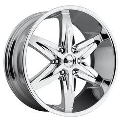 Foose Wheels Slider F161 - Chrome - 22x9.5