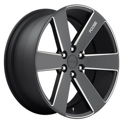 Switch F158 - Black & Milled - 20x9.5