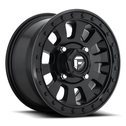 Fuel UTV Wheels Tactic D630 - Matte Black