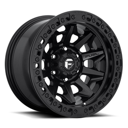 Fuel Wheels Fuel Wheels Covert Beadlock D114 - Matte Black