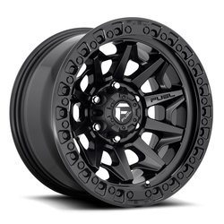 Fuel Wheels Fuel Wheels Covert D694 - Matte Black
