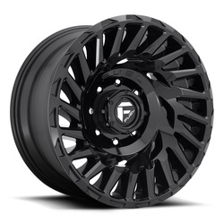 Fuel Wheels Fuel Wheels Cyclone D682 - Gloss Black