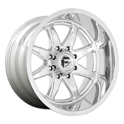 Fuel Wheels D748 Hammer - Chrome Rim