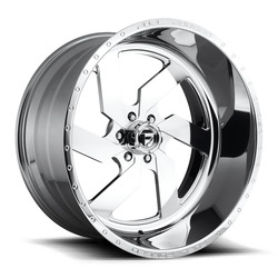 Fuel Wheels FF03 DD03 - Polished