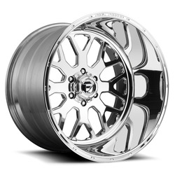 Fuel Wheels FF19 DF19 - Polished
