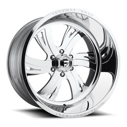 Fuel Wheels FF32 DF32 - Polished - 22x14