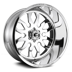 Fuel Wheels Fuel Wheels FF37 - Polished