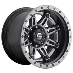 Fuel Wheels Hostage II D232 - Anthracite