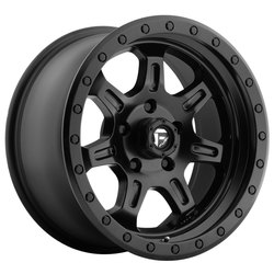 Fuel Wheels JM2 D572 - Matte Black