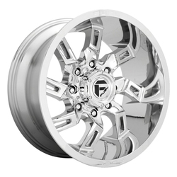Fuel Wheels Lockdown D746 - Chrome Rim