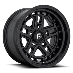 Fuel Wheels Nitro D667 - Matte Black