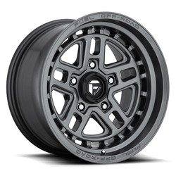 Fuel Wheels Nitro D668 - Anthracite