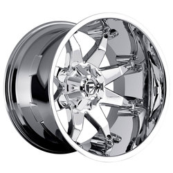 Fuel Wheels Octane D508 - Chrome - 22x14