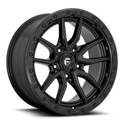 Fuel Wheels Rebel 5 D679 - Matte Black Rim