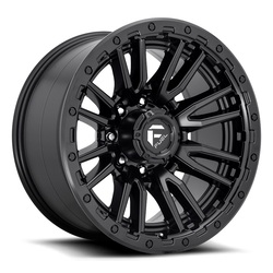 Fuel Wheels Rebel 8 D679 - Matte Black Rim