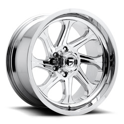 Fuel Wheels Fuel Wheels Seeker D677 - Chrome