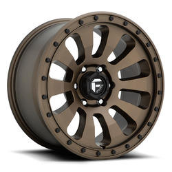 Fuel Wheels Tactic D678 - Matte Bronze Rim - 17x9