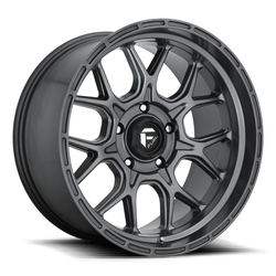 Fuel Wheels Fuel Wheels Tech D672 - Anthracite