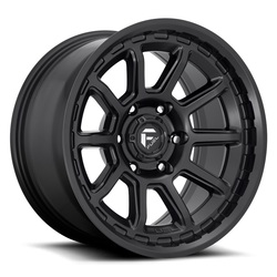 Fuel Wheels Fuel Wheels Torque D689 - Matte Black