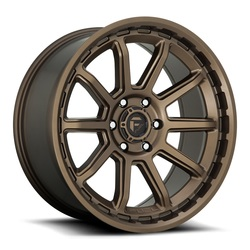 Fuel Wheels Torque D690 - Matte Bronze Rim