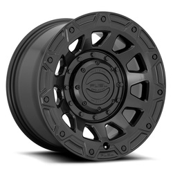 Fuel Wheels Tracker D729 - Satin Black Rim