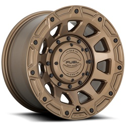 Fuel Wheels Tracker D731 - Matte Bronze Rim