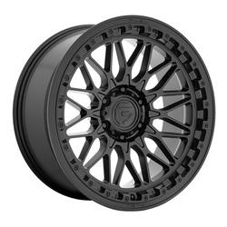 Fuel Wheels Trigger D757 - Matte Black Rim
