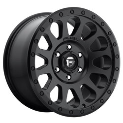 Fuel Wheels Vector D579 - Matte Black Rim - 17x8.5