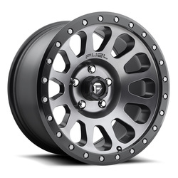 Fuel Wheels Vector D601 - Anthracite Rim - 17x8.5