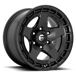 Fuel Wheels Warp D733 - Satin Black Rim
