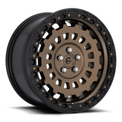 Fuel Wheels Zephyr D634 - Matte Bronze / Black