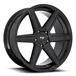 Niche Wheels Carina M237 - Gloss Black Rim - 24x10