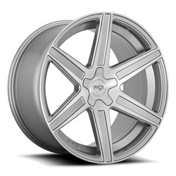 Niche Wheels Carina M241 - Anthracite Brushed Tinted Clear Rim