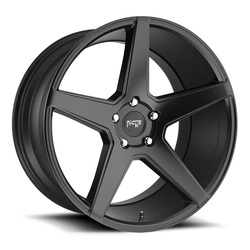 Niche Wheels Carini M185 - Matte Black - 20x9