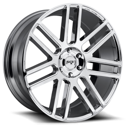 Niche Wheels Elan M098 - Chrome Rim - 24x10