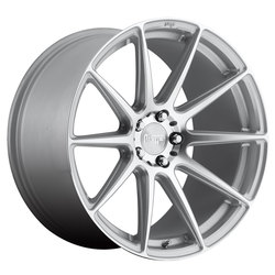 Niche Wheels Essen M146 - Silver / Machined Rim - 21x9