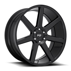 Niche Wheels Future M230 - Gloss Black Rim - 22x9.5