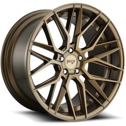 Niche Wheels Gamma M191 - Matte Bronze - 20x10.5
