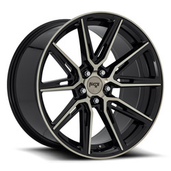 Niche Wheels Gemello M219 - Gloss Black / Machined Dark Tint Rim