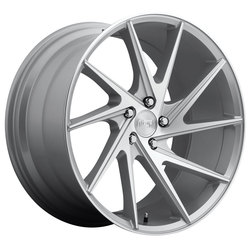 Niche Wheels Invert M162 - Silver / Machined Rim
