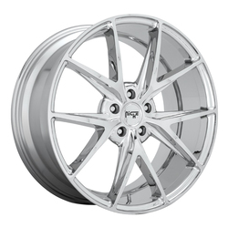Niche Wheels M248 Misano - Chrome Rim
