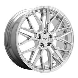 Niche Wheels Gamma M222 - Chrome Rim