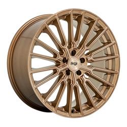Niche Wheels Premio M264 - Bronze Brushed Rim - 22x10