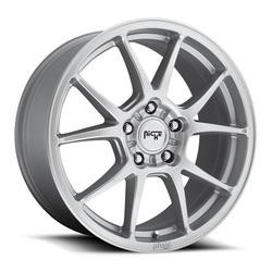 Niche Wheels Messina M175 - Silver Rim