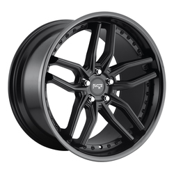 Niche Wheels Methos M194 - Gloss Matte Black - 19x8.5