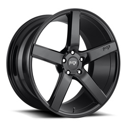 Niche Wheels Milan M188 - Gloss Black Rim - 22x10